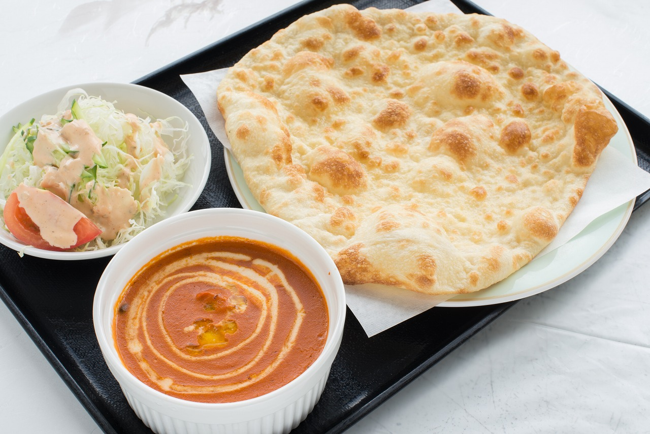 インドカレー [バターチキン]
